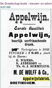 1902 De Graafschap-bode 23-7-1902