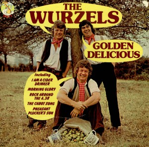 The Wurzels Golden delicious