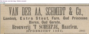 Het nieuws van den dag 2-5-1887.