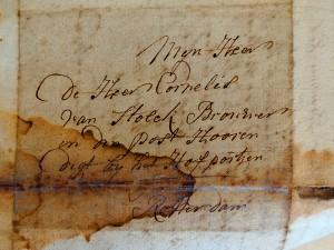 Omslag Recept Witbier uit Etten anno 1783 - Stadsarchief Rotterdam