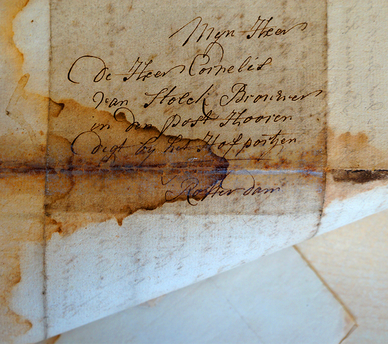 Omslag Recept Witbier uit Etten anno 1783 - Stadsarchief Rotterdam - Homepage