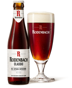 Rodenbach is ineens 'Rodenbach classic'.