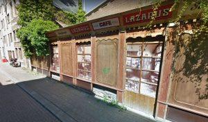 Café Lazarus: een 'kunstzinnige ode aan de verdwenen cafékes van de Seefhoek' in Antwerpen.