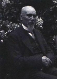 Hendrik Verlinden (1866-1940). Bron: Antwerpse brouwerijen vroeger en nu.