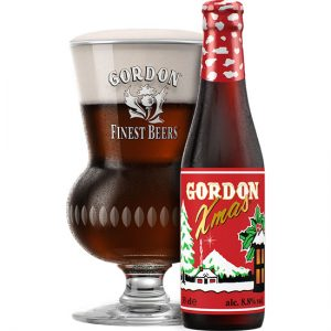 Gordon X-mas: sinds 1934 een van de oudste nog bestaande kerstbieren, maar zeker niet de eerste.