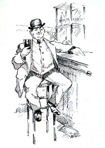 'Een comptoirpisser', Les mémoires de Jef Lambic p. 77.