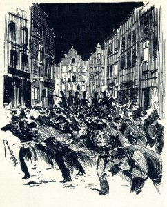 Henri Meurnier - Staking in Brussel - Wikimedia Commons