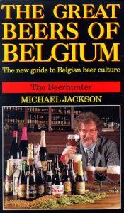 De geboorteplaats van 'Vlaams rood': 'The great beers of Belgium' van Michael Jackson uit 1991.