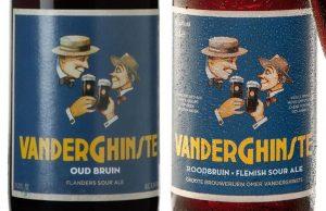 Zoek de verschillen: Oud bruin en Roodbruin van Vander Ghinste.