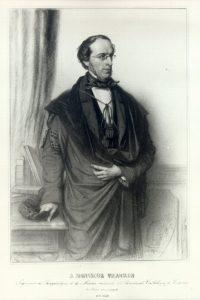 Jean-Baptiste Vrancken, die in 1829 kort het bruin bier van Vlaanderen beschreef. Bron: UCL.be