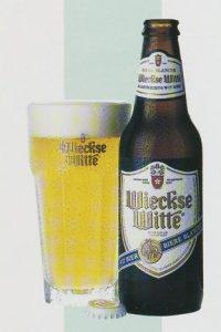 Wieckse Witte, zoals het eruit zag bij de lancering in 1990.